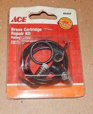 Faucet Repair Kit Brass Cartridge Valley Style NIB Ace Hardware 45497 97U