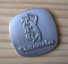 """TPC Valencia Ball Marker TOUR """"ISSUED"""" of a US OPEN Qualifying TPC NETWORK Club"""