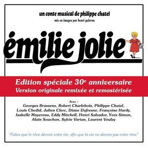 Various - Émilie Jolie [Edition special 30th anniversaire]