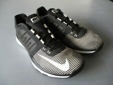 Men's Nike Zoom Speed TR3 804401-017 Black/White Running Shoes UK 8.5 trainers s