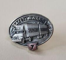Roadway 7 Year Safety Award Pin
