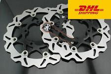 SL Front Brake Disc Rotor Fit Suzuki GY 06-09 GSXR600 750 06-07 GSXR1000 05-08