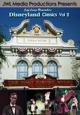 Disneyland Vintage DVD Mr Lincoln, Sailing Ship Columbia, FULL America Sings