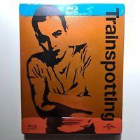Trainspotting Blu-ray  Steelbook Danny Boyle édition Spéciale Italienne VF Neuf