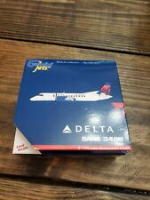 Gemini Jets 1/400 Delta Airlines (Connection) Saab 340B New Livery GJDAL969