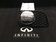 Infiniti OEM 10-13 G37 Sport Sedan Fog Lamp Trim Panel, Left 622571NH0A