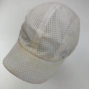 Under Armour Women's White Ball Cap Hat Adjustable Baseball