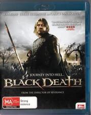 BLACK DEATH - SEAN BEAN -  NEW BLU-RAY - FREE LOCAL POST