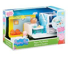 DAMAGED BOX Peppa Pig Peppa's Mobile Medical Centre Toy Playset & Figures Age 3+
