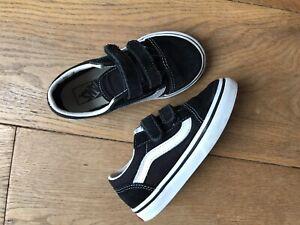 Vans Old Skool Rip Tape UK9 Infant
