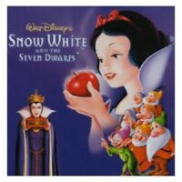 SNOW WHITE AND THE SEVEN DWARFS  CD SOUNDTRACK/FILMMUSIK  NEW!