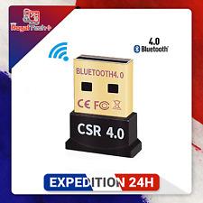 Adaptateur USB Dongle Bluetooth transmetteur CSR 4.0 récepteur musique