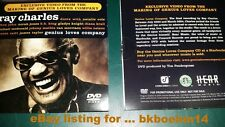 Ray Charles Exclusive Video From The Making of Genius loves Company  DVD Promo
