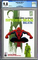 Spider-Man Blue #1 CGC 9.8 WP 2002 3744669023  Book 1 My Funny Valentin