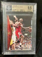 1994-95 SP Red Michael Jordan 45 #MJ1R BGS 9.5 GEM MINT POP 24 Non Higher