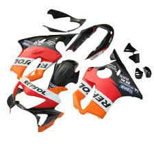 Repsol Injection ABS Fairing Bodywork Kit For Honda CBR600F4 CBR600 F4 1999-2000