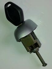 BMW E46 Coupe/Compact/Cab drivers door lock barrel with key, 2001 - 2006