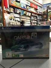 Project Cars 2 Collector's Edition Ita PS4 NUOVO SIGILLATO