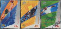Australia 2000 SG1992 Paralympics set (3) FU