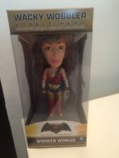 Funko Batman Vs Superman Wacky Wobbler Wonder Woman Dawn Justice Bobble Head