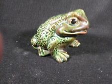 Vintage Atlantic Mold ceramic frog