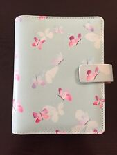 Rare Pocket Filofax Butterfly Edition. Like New Condition