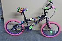 """18"""" GIRLS RULE GRAPHICS BIKE - NO SHIPPING - LOCAL PICK UP ONLY!!!!"""