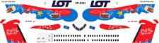 """1/144 LOT DHC-8 Q400 """"Ptasie mleczko"""" Decals"""