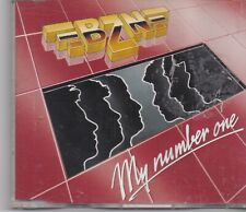 BZN-My Number One cd maxi single