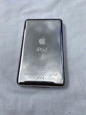 iPod Classic 80GB Back And Headphone Jack A1136