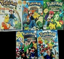 DVD Pokemon Season 1-5 Complete TV Series English Dubbed Anime All Reg Shipping