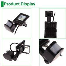 LED PIR Light 10W Sensor Flood Motion Security Floodlight Outdoor IP65 10 Watt