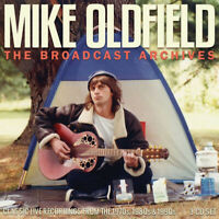 THE BROADCAST ARCHIVES (3CD) by MIKE OLDFIELD Compact Disc - 3 CD Box Set