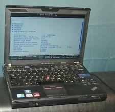 IBM Lenovo ThinkPad X201 Laptop Intel Core i5 M-520 2.4Ghz 4GB