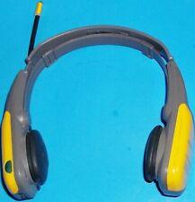 SONY WALKMAN SRF-HM55 PORTABLE AM/FM SPORTS RADIO HEADSET CORDLESS HEADPHONE