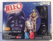 Jello Jiggler Mold Kit Star Wars Factory Sealed Jell-O Gift With 2 Mold Trays