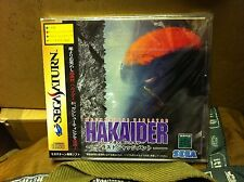 SEGA SATURN MECHANICAL VIOLATOR HAKAIDER (ORIGINAL BRAND NEW)