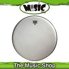 """New Remo 20"""" Suede Emperor Bass Drum Skin - 20 Inch Drum Head - BB-1820-00"""