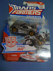 Transformers Animated Freeway Jazz Deluxe Class NEW FREE SHIP US