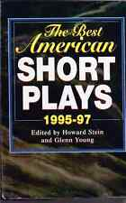 The Best American Short Plays 1995-97 Stein/Young
