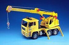 Bruder Toys MAN Tele-Crane TC 4500 Crane Truck NEW