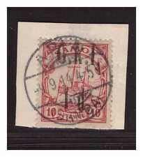 Samoa GRI  Minr. 3 ° Apia  9.9.14  Luxus Briefstück