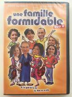 Une famille formidable DVD 8 - épisodes 15 et 16 DVD NEUF SOUS BLISTER
