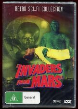 Invaders From Mars (Region 4) DVD Classic Sci-Fi