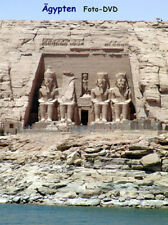 ÄGYPTEN - NILKREUZFAHRT ☆☆ 2 DVDs 3300 FOTOS mit MUSIK ☆☆ TOP-BILDER ☆☆ RAR