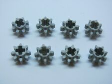 LEGO 3647 @@ Technic, Gear 8 Tooth Type 1 (x8) @@ 853 855 856 8460 8479 8854 888