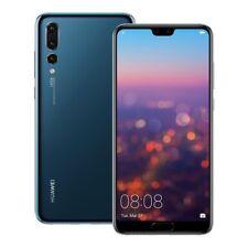 "Huawei P20 Pro CLT-L29 6.1"" 6GB / 128GB Triple Camera LTE Dual SIM UNLOCKED BLUE"