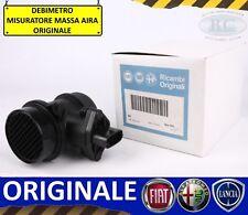 DEBIMETRO MISURATORE MASSA ARIA ORIGINALE FIAT CROMA ALFA 156 SAAB 9-3 1.9 MTJ
