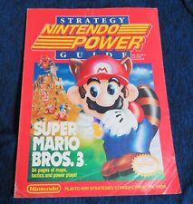 1990 Nintendo Power Magazine #13 Featuring NES Super Mario Bros 3 Strategy Guide