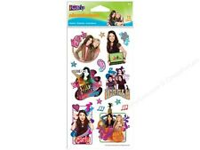 Nickelodeon iCalry Epoxy Sparkle Stickers 14 pcs